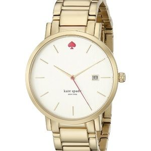 Kate Spade Gold Watch w/ Pink Face